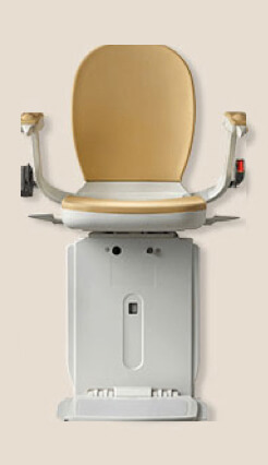 Curved Stairlift from Acorn Stairlifts